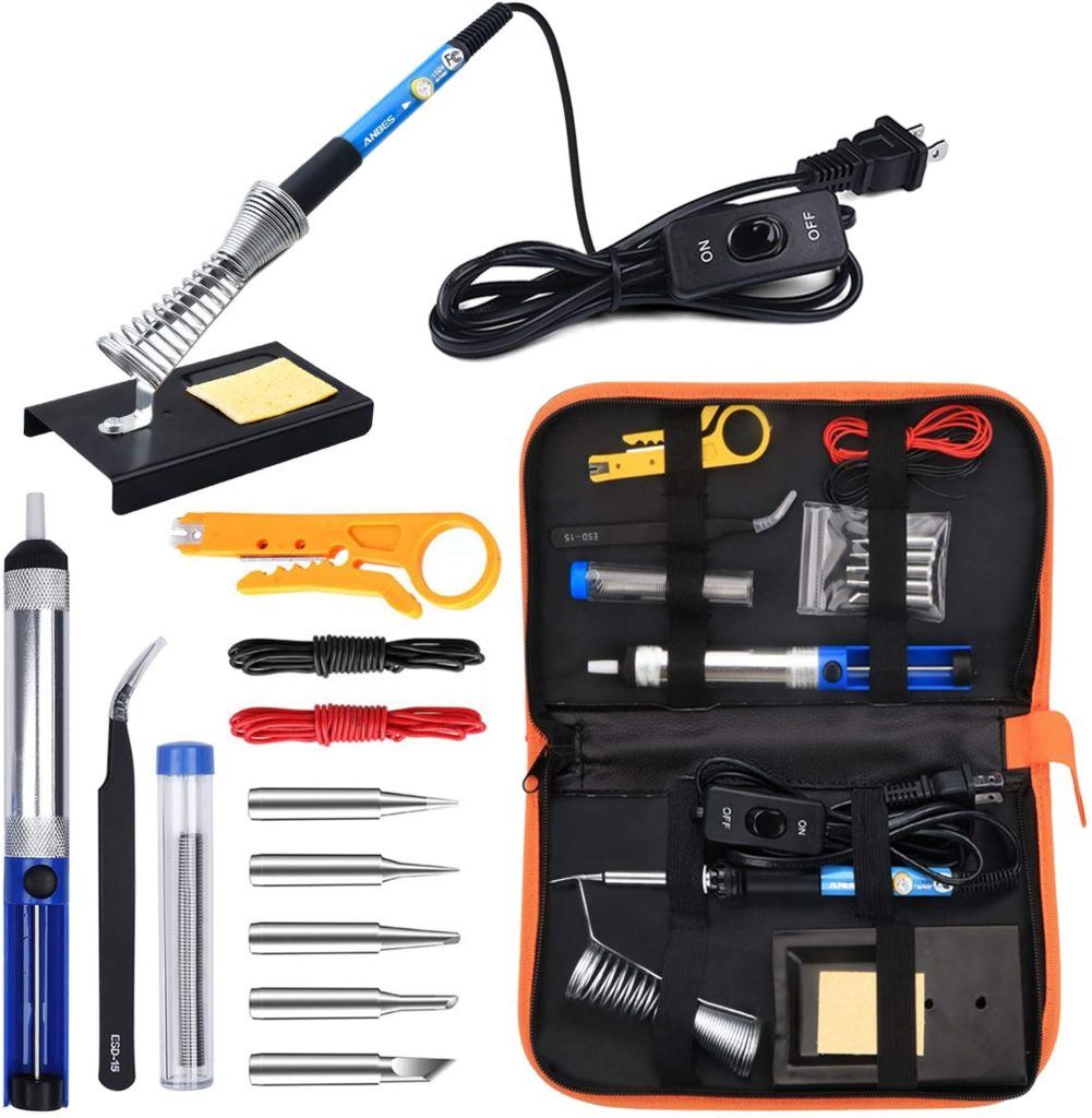 Anbes Soldering Kit