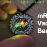 mrna vaccine badge electronics